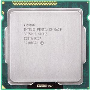 Cpu intel G620