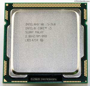 cpu i7-860