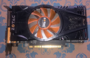Zotac Gtx550Ti