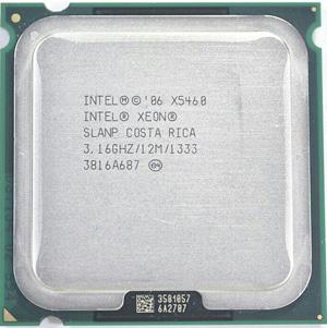 cpu X5460