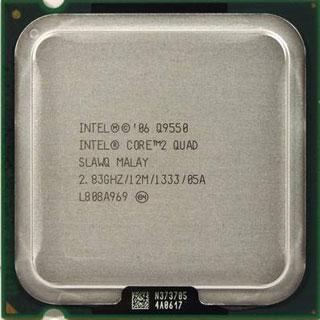 Cpu Q9550