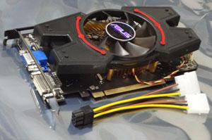 asus ATI Radeon HD6750