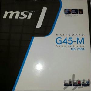 MSI G45-M