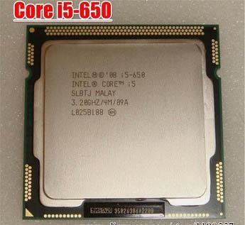 Cpu I5-650