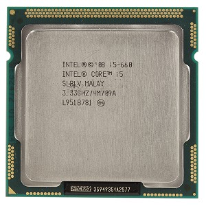intel i5-660