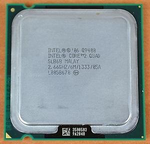 Cpu Quad 9400