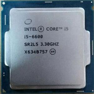 پردازنده i5-6600