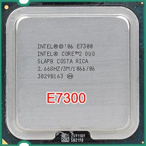 Intel E7300