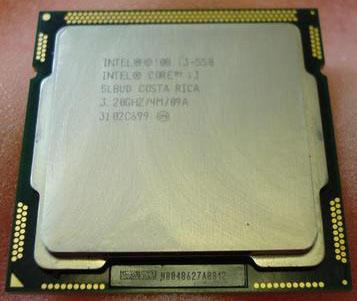 Cpu Inmtel I3-550