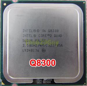intel Quad Q8300