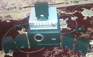 اسپیکر هفت تکه TVM 3000