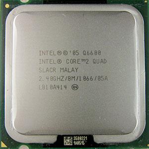 Cpu Q6600