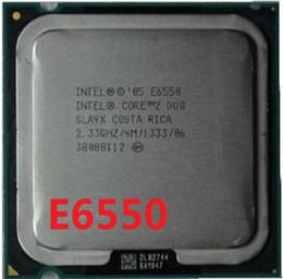 Cpu E6550